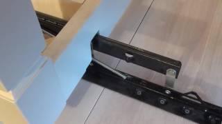Как сделать стол трансформер на механизме Дельфин TL-10 (с автолифтом)(Обзор фурнитуры для раздвижного стола