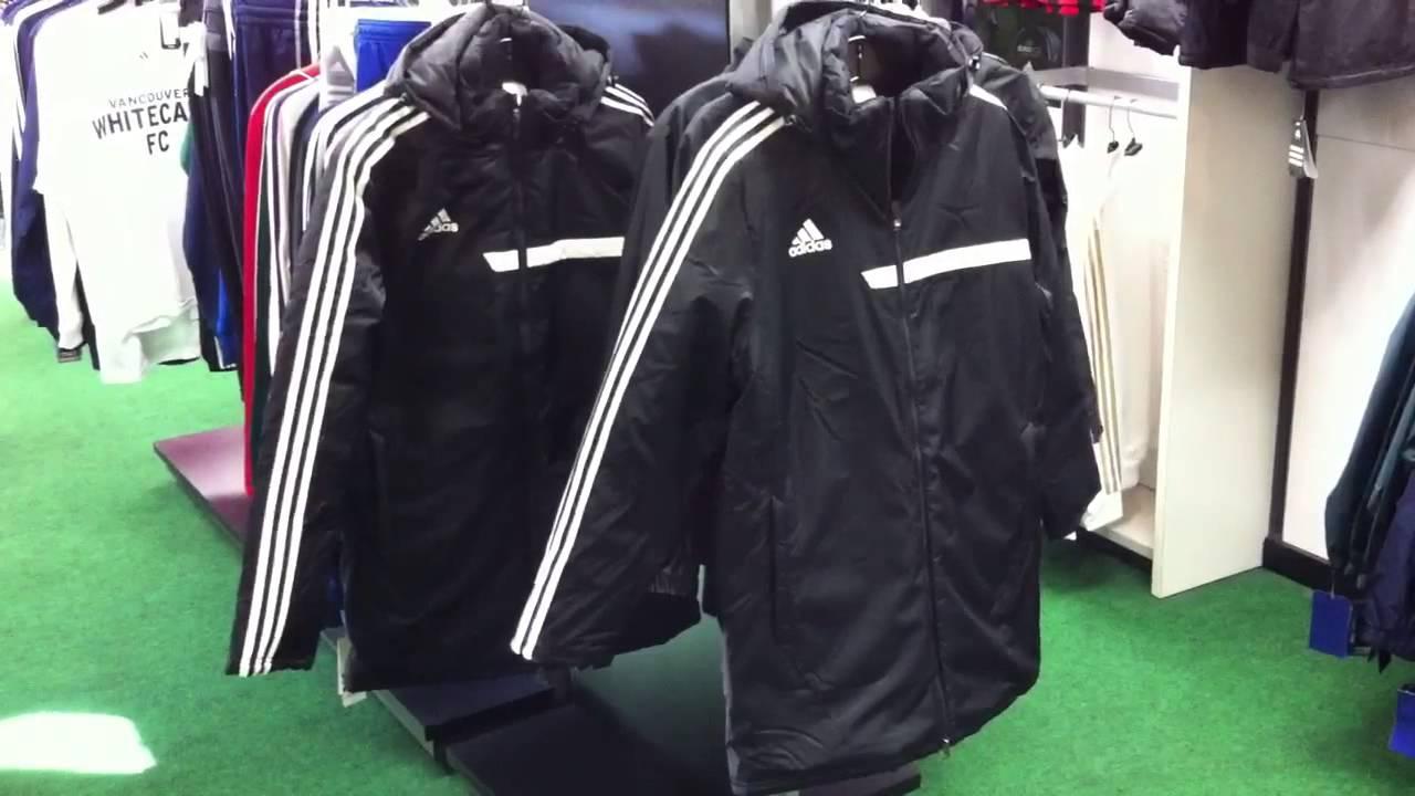 Adidas Stadium Jacket Tiro 13 at NAS Vancouver BC 604 299