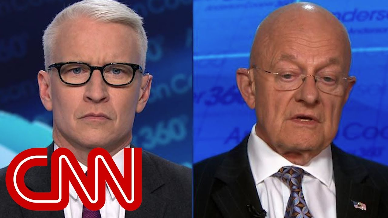Clapper: We're focused on a 'circus' instead of Russia