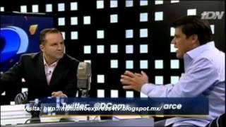 "1/4 Esteban Arce entrevista a Jorge ""el Burro"" Van Rankin en..."