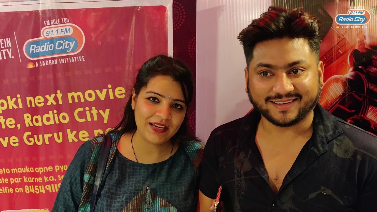Love Guru Plays Cupid For Real Couple Videos From Radio City 91 1 Fm Delhi Station Studio