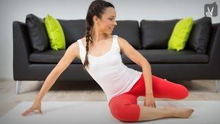Perfect Legs Pilates Quickie: Das 5 Minuten Workout für schöne Beine