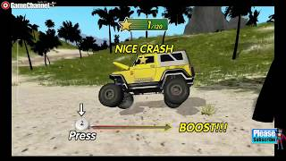Excite Truck Nintendo Wii - 4x4 Truck Racer Games / Gameplay Video #2