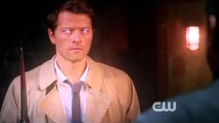 Supernatural - 8x07 - Castiel vs Crowley.