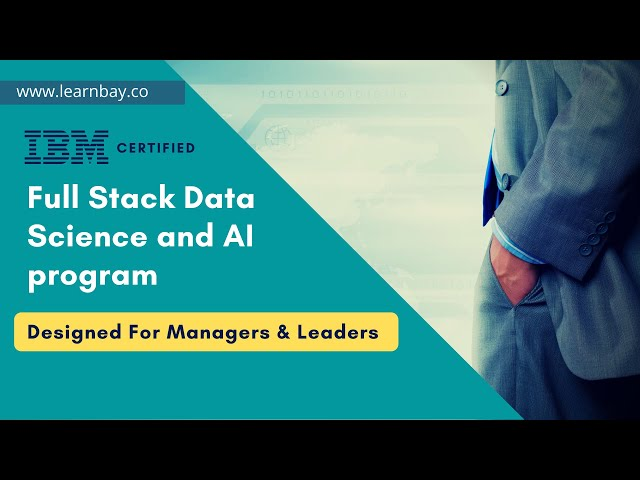 Data Science Course in Bangalore | Data Science certification Training | Learnbay