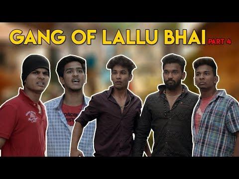 Gang Of Lallu Bhai - Part 4 | Hyderabadi Comedy | Warangal Diaries