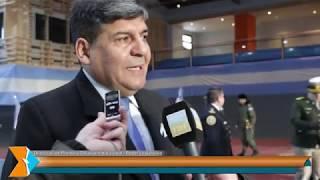 Video: Gendarmeria nacional, ceremonia por el 80º aniversario