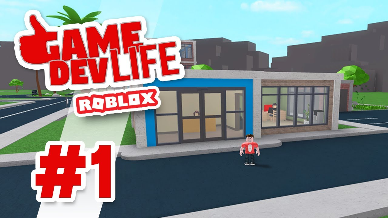 Game Dev Life 1 Making My Own Game Roblox Game Dev Life Youtube