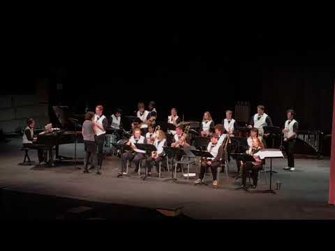 Ronan High School Jazz Band
