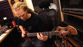 Insane Bass Sounds - Dorje Bassist Dave Hollingworth Rig Rundown