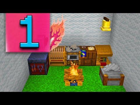 EN HELT NY START!? Minecraft Break Out #1