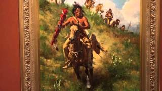 Masters of the American West -- Western Art Collection