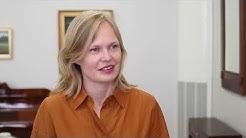 Tiede- ja kulttuuriministeri Hanna Kosonen
