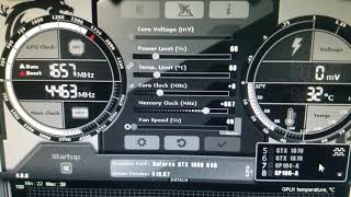 GTX 1660 vs. GTX 1660 TI vs.GTX 1060 Mining Hashrate Comparison
