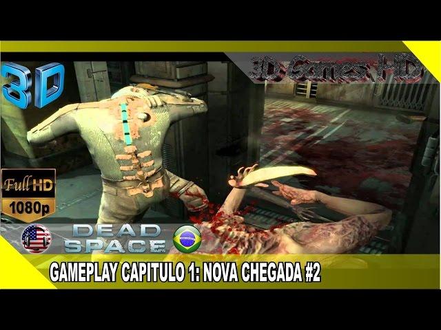 3D Dead Space Chapter 1: New Arrivals # 2 | Half-SBS 1080p