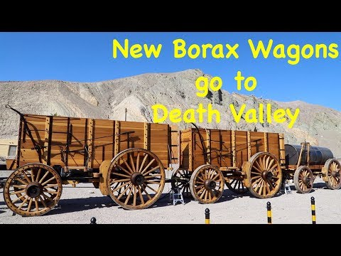 Old Fashioned Riveted Water Tank   Borax Water Wagon   Engels Coach from YouTube · Duration:  19 minutes 33 seconds