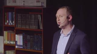 Aa talk about names | Jesse Itzkowitz | TEDxYeshivaUniversity