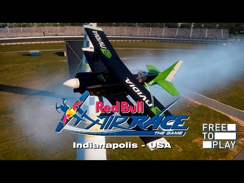 Red Bull Air Race: Indianapolis (USA) - Gameplay - PC HD [1080p]