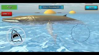 Shark Simulator Beach Killer Android Gameplay #23