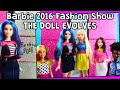 Barbie curvy petite tall fashion runway show new 2016 fashionista doll review thedollevolves mp3