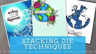 5 Ways: Stacking Dies Techniques