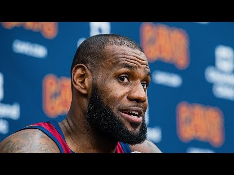 (FULL) Cavaliers' LeBron James press conference | 2017 NBA Media Day | ESPN