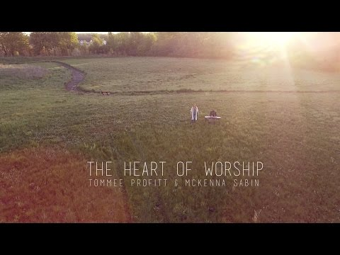 The Heart of Worship - Matt Redman // Worship Cover by Tommee Profitt & McKenna Sabin