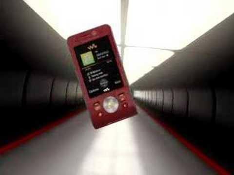 Sony Ericsson W910i Demo