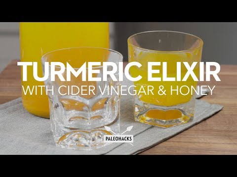 turmeric-elixir-with-cider-vinegar-&-honey