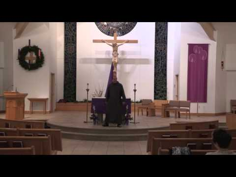 Marian Consecration - December 2, 2015