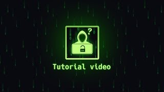 I Hacker - Password Game - Video Tutorial