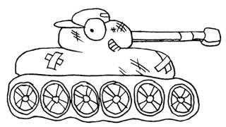 Leo, der kleine Panzer -  Das Lied