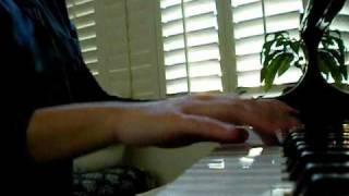 me playing unknown song from the hana yori dango drama