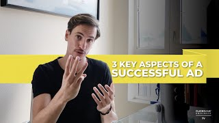 The 3 Key Aspects of a Successful Ad