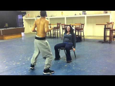 T.Y.G.P Dance Practice (Chris Brown:Wet The Bed)