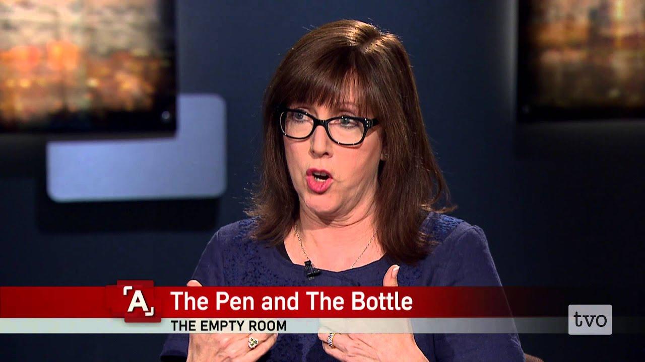 Lauren B Davis The Pen And The Bottle Youtube