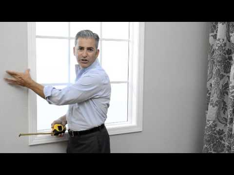 Measuring Your Windows For Curtain Length & Width Made Simple