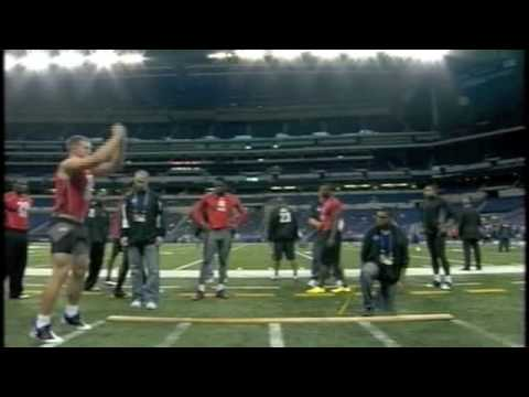 2010 NFL Combine Recap (Risers and Fallers): Part 1