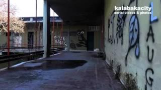 Το εγκαταλελειμμένο ΞΕΝΙΑ Καλαμπάκας -Video kalabakacity