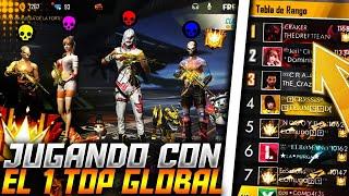 JUGANDO CON EL TOP GLOBAL/COMPARES🇲🇽