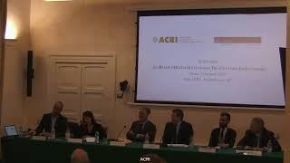 LE REGOLE DELLO SPETTACOLO TRA CULTURA ED ECONOMIA 5/6-Seminario Acri-AEDON - Roma, 25 gennaio 2019