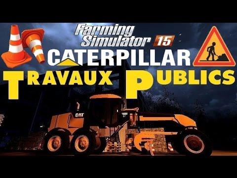 FS15 Travaux-Publics Holzhausen TY BREIZH Hydrostellar /N°5
