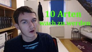 10 Arten wach zu werden | Kevin TV