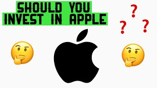 SHOULD YOU INVEST IN APPLE STOCK?