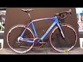 2017 De Rosa Idol Road Bike - Walkaround - 2016 Eurobike