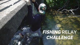 ULTRA Clear CREEK LOADED with FISH (Relay part 3)