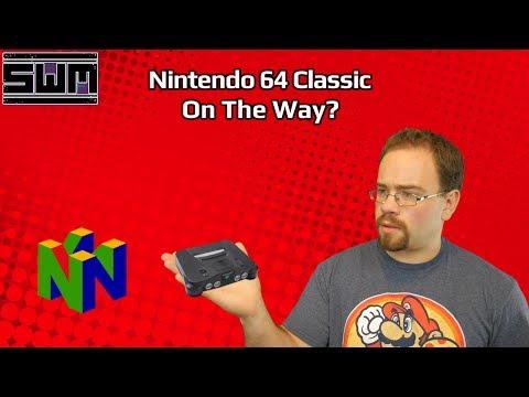 News Wave! - Nintendo Files Trademark Hinting Towards A Nintendo 64 Classic?