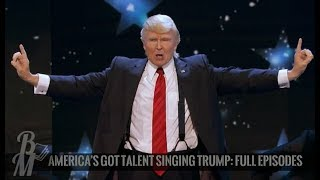 America's Got Talent 2017 Donald Trump ALL AUDITIONS (Full Episodes)