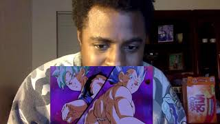 Dragonball Super Episode 127 Reaction Video