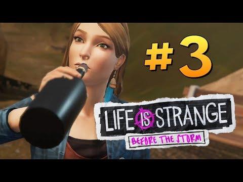 видео: ПЬЯНЫЕ РАЗБОРКИ - Life Is Strange: Before The Storm #3